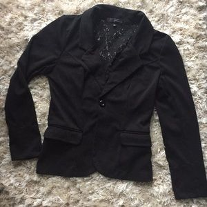 Black blazer 3/$10
